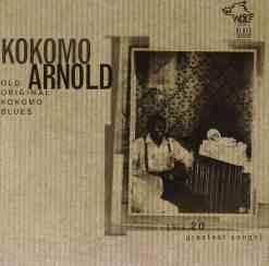 BC001 Kokomo Arnold Old Original Kokomo Blues