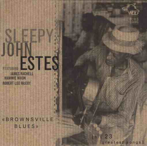 BC003 Sleepy John Estes Brownsville Blues