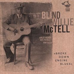 BC004 Blind Willie McTell Broke Down Engine Blues