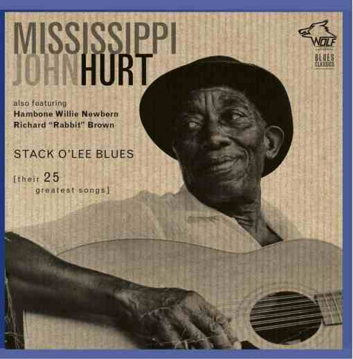 BC010 Mississippi John Hurt Stack O´Lee Blues