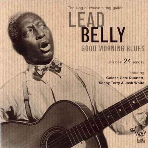 BC012 Lead Belly Good Morning Blues