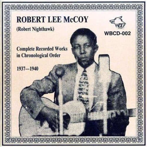 WBCD002 Robert Lee McCoy Complete Recorded Works