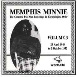 WBCD010 Memphis Minnie Complete Recordings Vol. 3