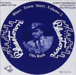 WBJ014 Blues Town Story Vol. 2 Various Artists