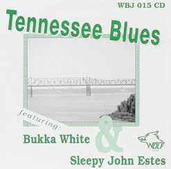 WBJ015 Bukka White   Sleepy John Estes Tennessee Blues