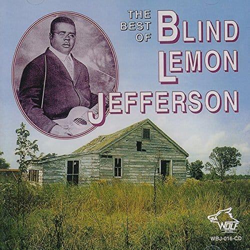 WBJ016 Best of Blind Lemmon Jefferson