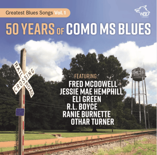 50 years of como ms Blues