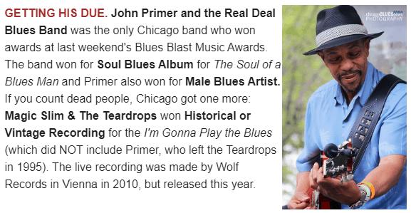 John Primer
