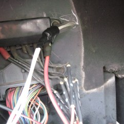 Battery Master Switch Wiring Diagram 1999 Ford F250 Ignition Chevy P-30 Auto Parking Brake (welcome To Our Nightmare)
