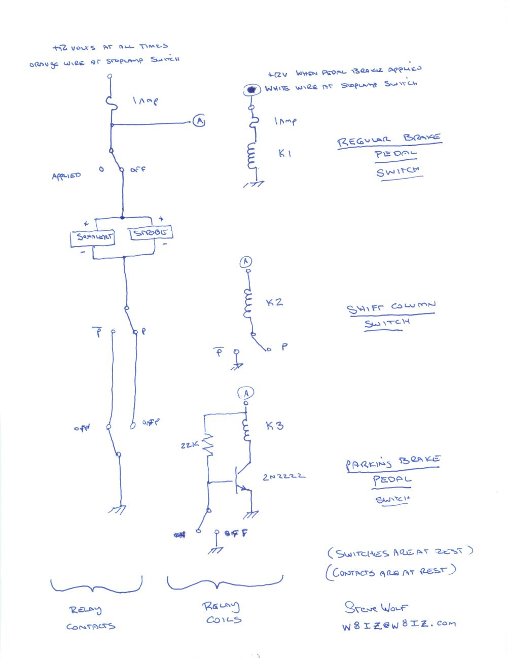 medium resolution of chevy p 30 auto parking brake welcome to our nightmare 1984 chevy p 32 wiring schematic