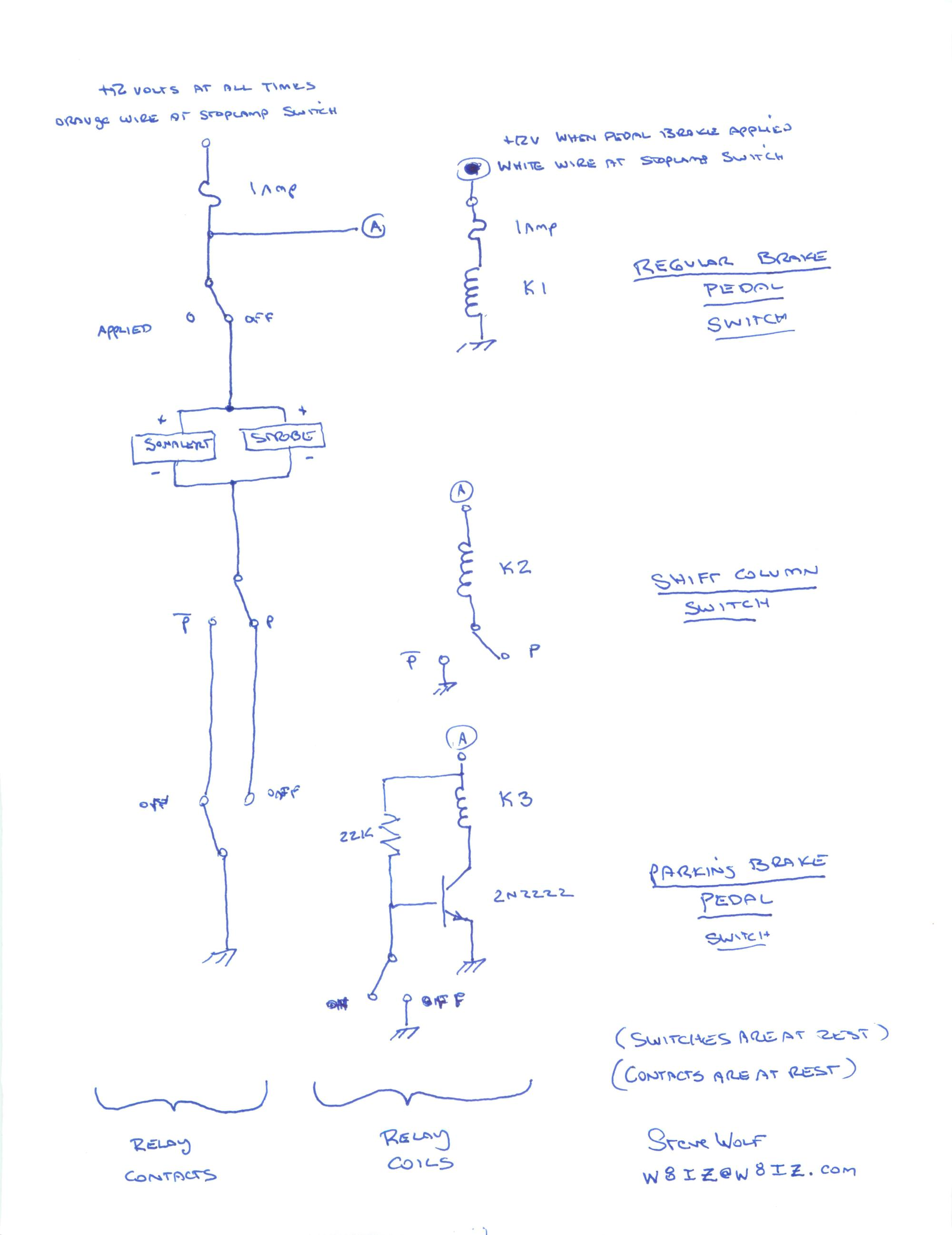 hight resolution of chevy p 30 auto parking brake welcome to our nightmare 1984 chevy p 32 wiring schematic