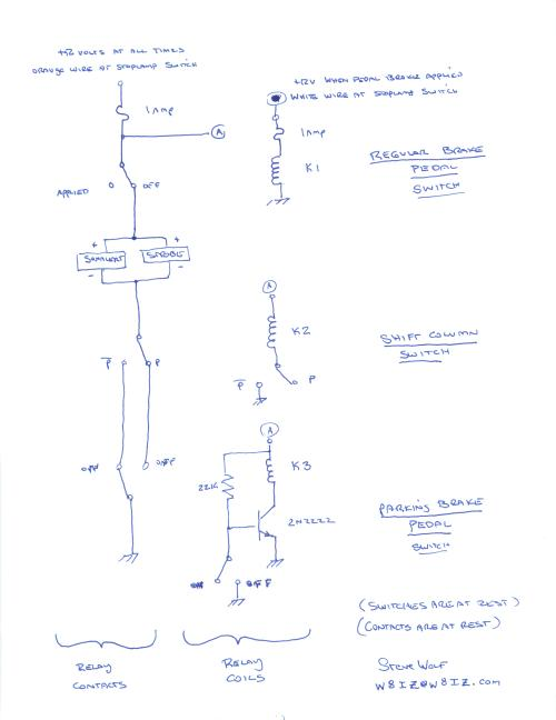 small resolution of chevy p 30 auto parking brake welcome to our nightmare 1984 chevy p 32 wiring schematic