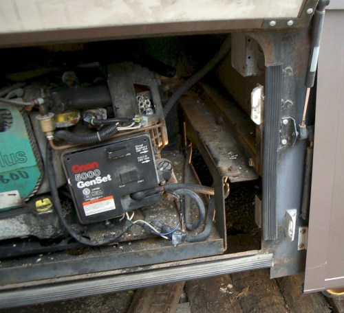 small resolution of winnebago generator problems onan condenser wiring onan emerald plus generator wiring