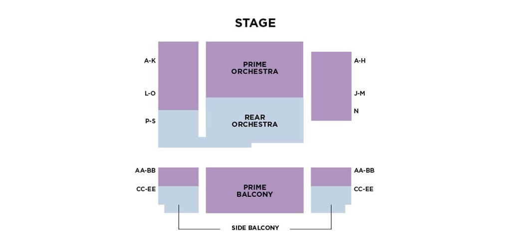 Barns seating chart also charts wolf trap rh wolftrap