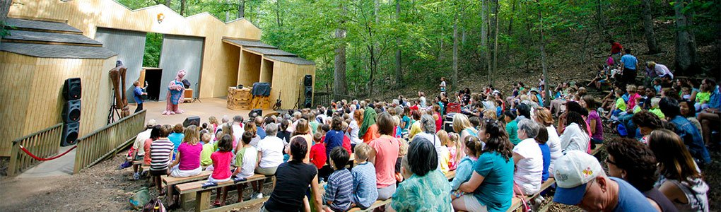 Children   theatre in the woods also seating charts wolf trap rh wolftrap