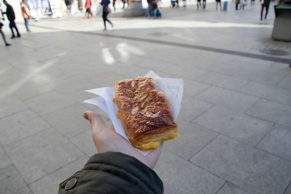 Manger à Madrid : La Mallorquina