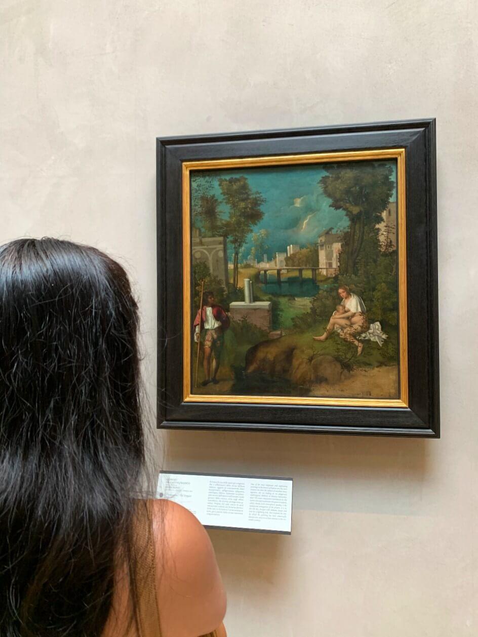 Musée art Venise