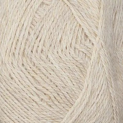 Inca alpakka light beige heather INCA03