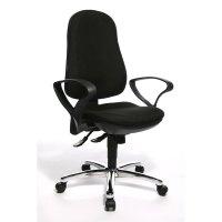 Bürostühle TOPSTAR OFFICE 500 Bandscheiben Drehstuhl mit ...
