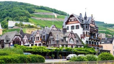 Bei Rüdesheim am Rhein