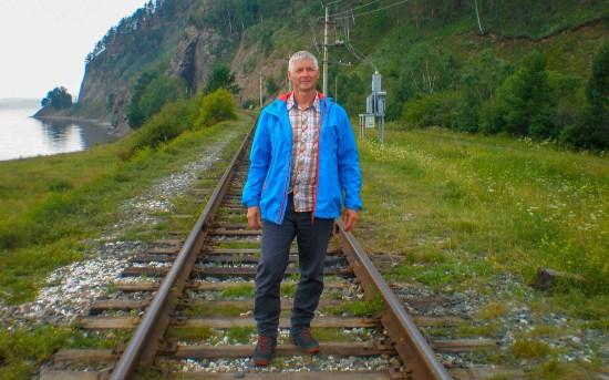 unterwegs mit der Alten Bahn