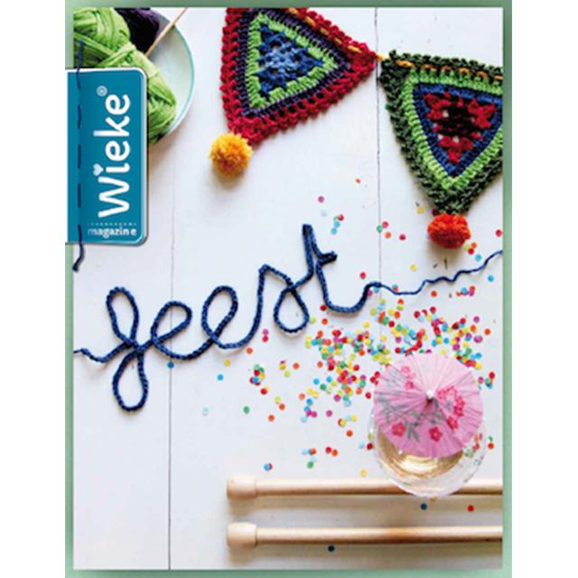 Wieke magazine 01 feest