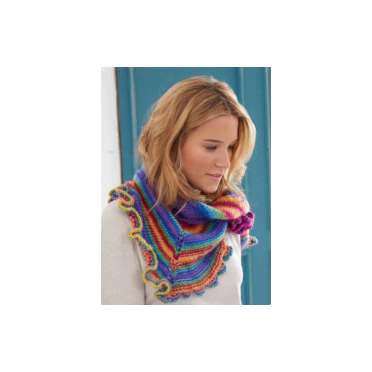 smc winter ombré shawl