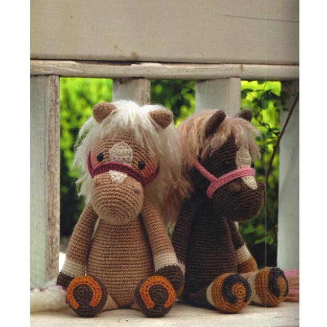 Haakpakket Paardje Piem Woll Of Fame