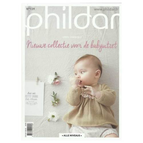 phildar magazine moments 139 babyuitzet lente en zomer 2017