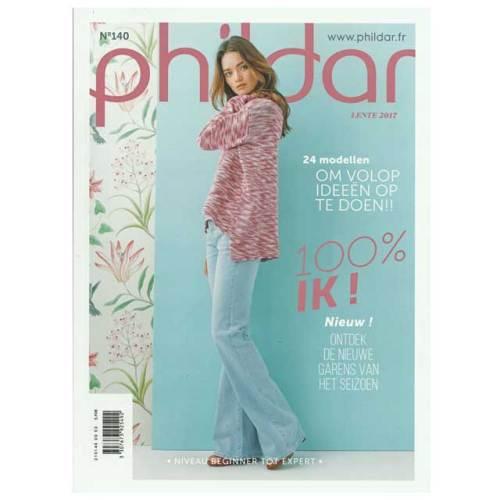 phildar magazine nr 140 lente 2017