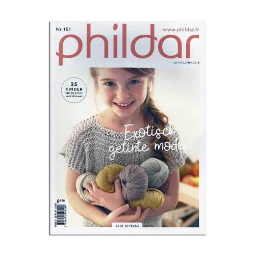 phildar magazine 151 lente en zomer 2018