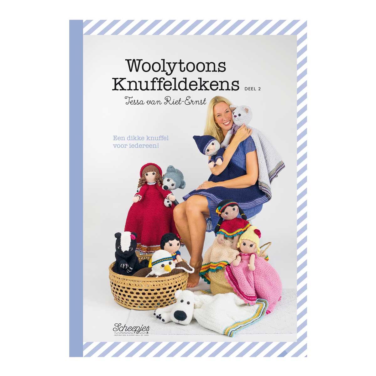 Woolytoons Dekens Deel 2 Woll Of Fame