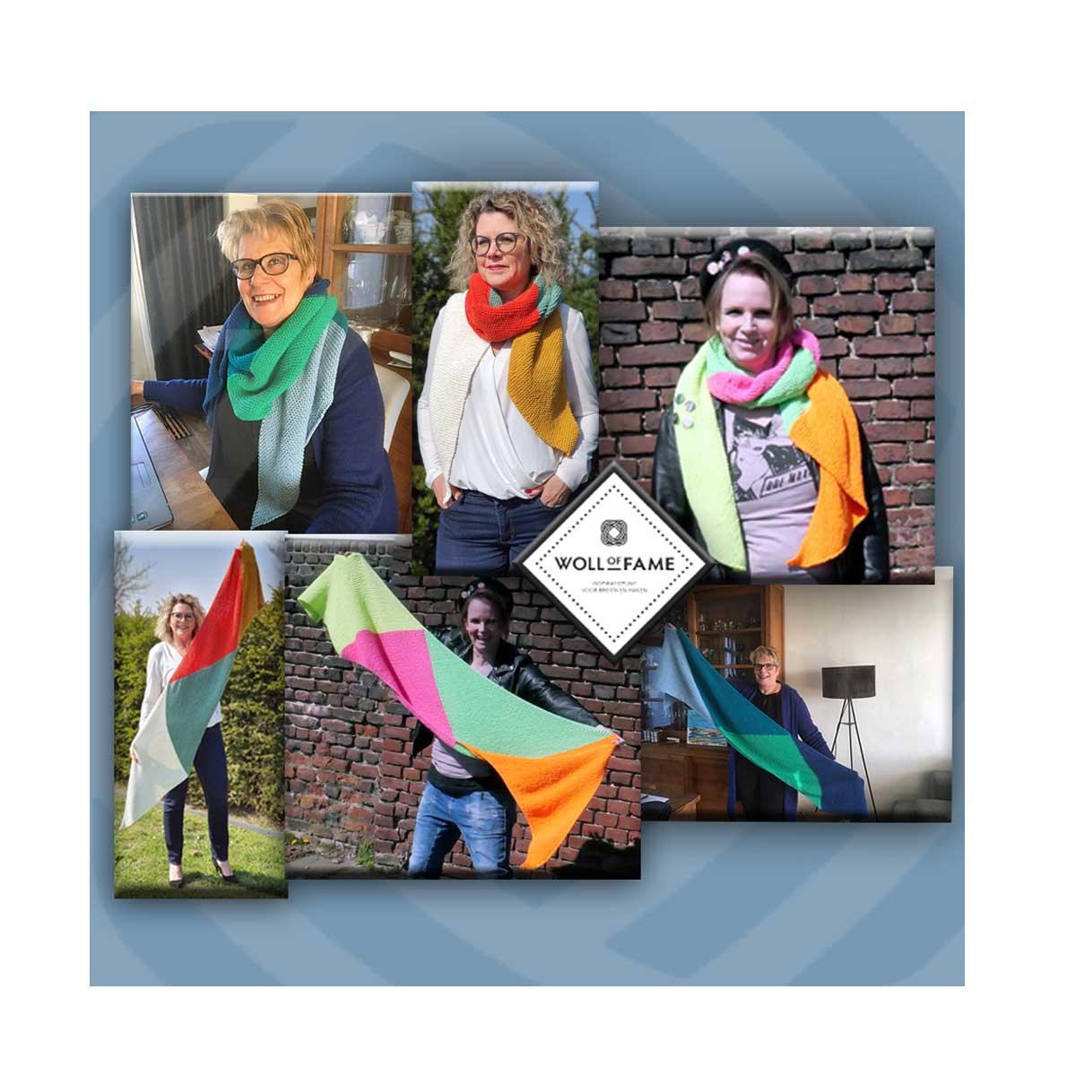 #ikhebgeenzinomheminelkaartezetten 4-Us sjaal