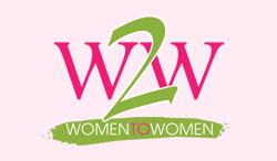 Women to Women logo