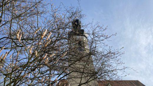 Mariä Heimsuchung Kirche in Gosseltshausen