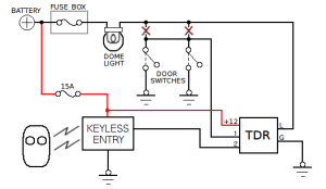 Automotive TimeDelay Relay Applications