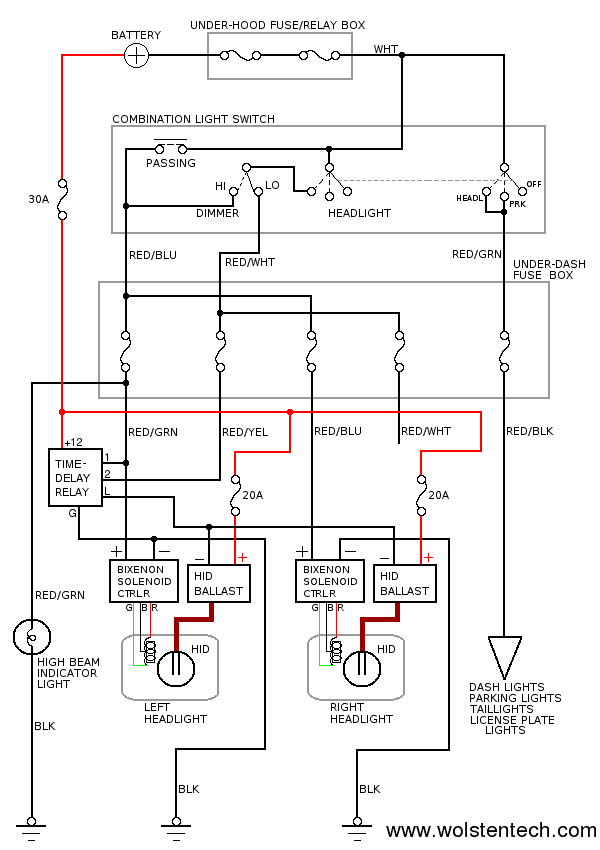 2006 Dodge Ram 2500 Headlight Switch Wiring Diagram