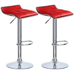 Stool Chair Adjustable Hanging Stand Outdoor Set Of 2 Bar Stools Barstool Breakfast Kitchen