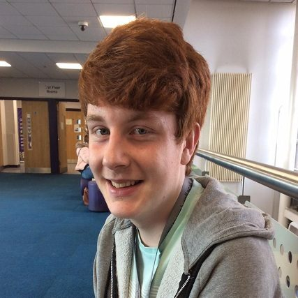 Sean Williams - Health and Social Care Level 3