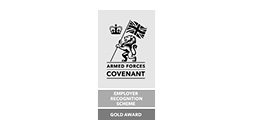 Gold Employer Recognition Scheme Award 2020