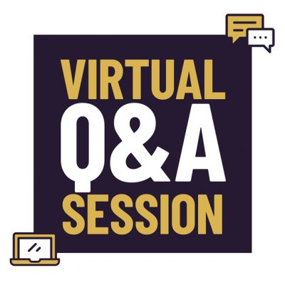 Virtual Q&A Sessions
