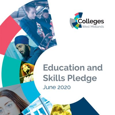 CWM Skills Pledge Front Cover Image