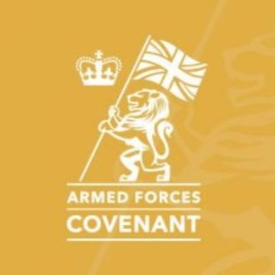 Armed Forces Covenant Employer Recognition Scheme Gold Award