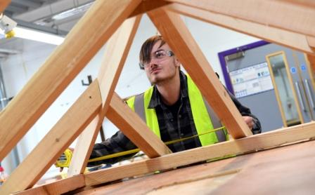 Carpentry and Joinery C&G Level 3 Diploma