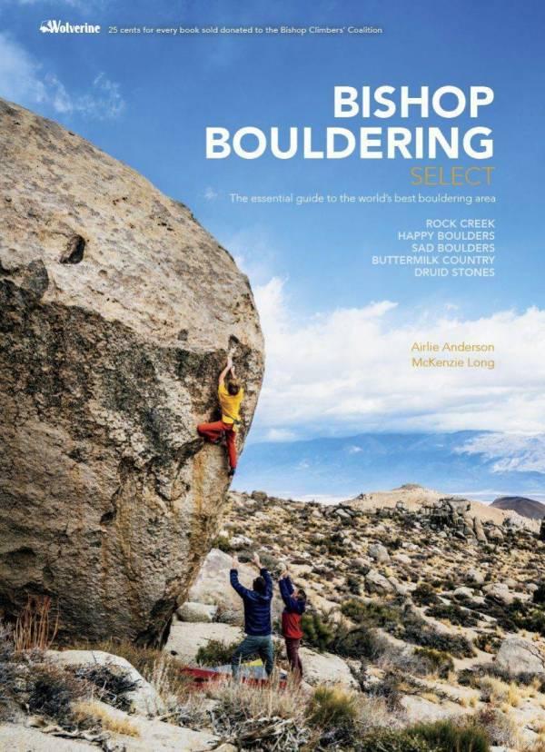 Bishop Bouldering Select - Wolverine Publishing