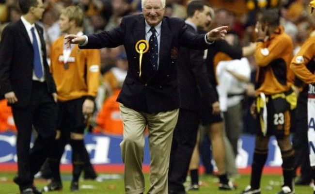 Wolves Vs Sheffield United Play Off Final Chairman Sir