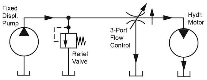 oil pressure meter circuit illustration
