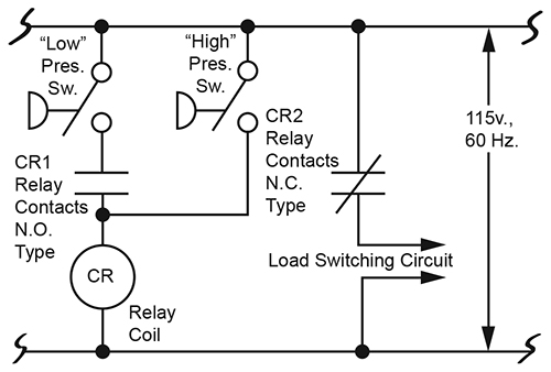 Well Pressure Switch Wiring Diagram On Nc Pressure Switch
