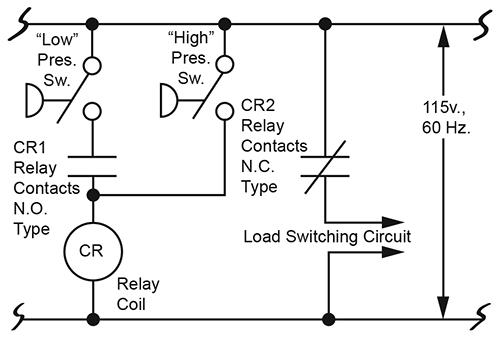 figure 59 pressure switch adjustment diagram