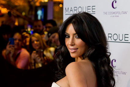 Kim Kardashian Video Footage From Valentines Day At